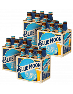 Combo Blue Moon 330cc x 24
