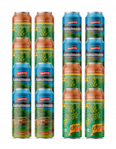 Pack Kunstmann Session IPA...
