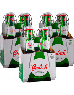 Pack Grolsch Swing Top...