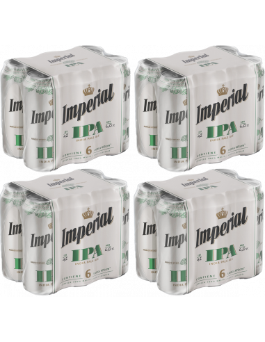 Pack Imperial IPA lata 473cc x 24