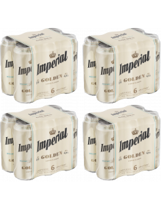 Pack Imperial Golden 473cc...