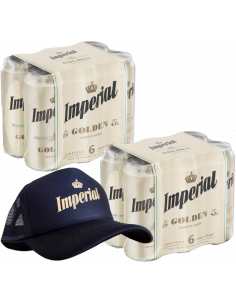 Combo Imperial Golden lata...