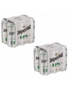 Pack Imperial IPA lata...