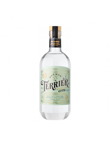 Gin Terrier Citric London Dry 750ml