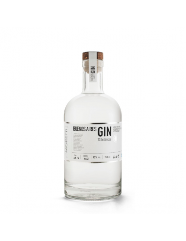 Gin Buenos Aires 750ml