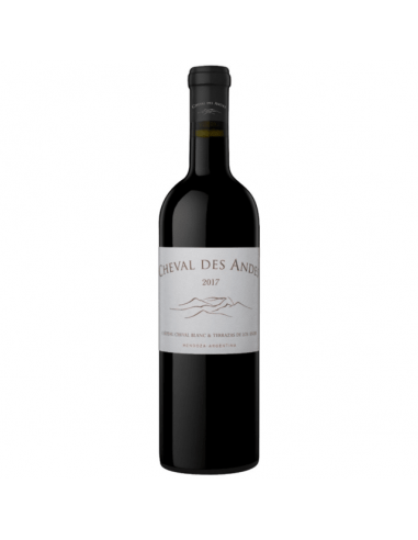 Cheval Des Andes 2017 Red Blend 750ml