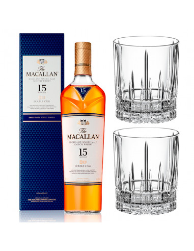 Whisky The Macallan Double Cask 15...