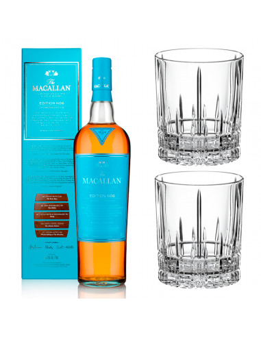 Whisky The Macallan Edition 6 + 2...