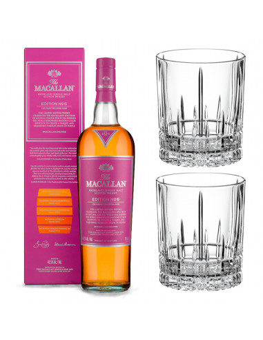 Whisky The Macallan Edition N°5 + 2...